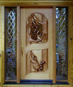 Деревянные двери 1 - Сертификат на деревянные двери центр сертификации и декларирования ОптимаТест!