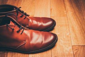 Сертификация мужской обуви