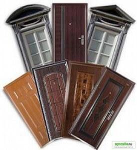 Металлические и стальные двери 1 - Сертификат на металлическую дверь центр сертификации и декларирования ОптимаТест!