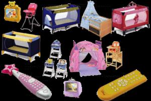 Детские товары 1 - Сертификат на детские товары центр сертификации и декларирования ОптимаТест!