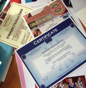 Сертификация в РФ