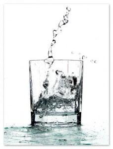 вода 1 - Сертификат на воду центр сертификации и декларирования ОптимаТест!